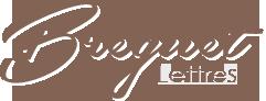 Breguet Lettres SA
